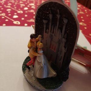 Disney Holiday - Cinderella & Prince Dancing Light Disney Ornament